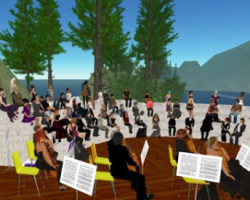 Virtual Concerts in the Park
