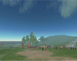 What is community in Second Life?