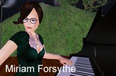 Miriam Forsythe @ Music Island