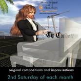 1 pm SLT Tip Corbett, classical piano improvisations