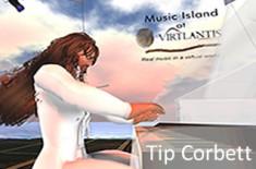 Tip Corbett at Music Island