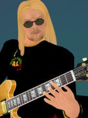 Al Hofmann, midi guitar originals